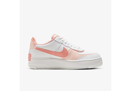 Женские кроссовки Nike Air Force 1 Shadow White and Pink (CJ1641-101), фото 3