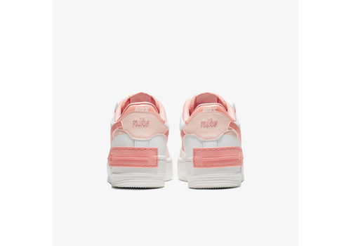 Женские кроссовки Nike Air Force 1 Shadow White and Pink (CJ1641-101), фото 6