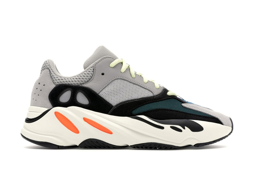 Мужские кроссовки adidas Yeezy Boost 700 Wave Runner Solid Grey (B75571M), фото 1