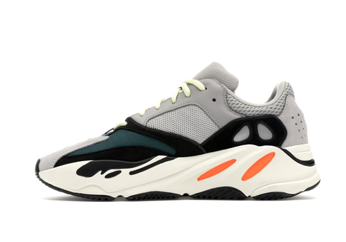 Мужские кроссовки adidas Yeezy Boost 700 Wave Runner Solid Grey (B75571M), фото 3